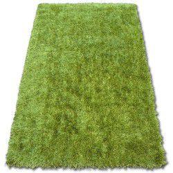 Koberec SHAGGY LILOU zelený