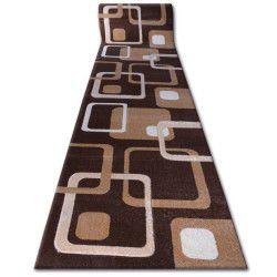 Béhoun HEAT-SET FRYZ FOCUS - F240 venge hnědé kakaové čtverce