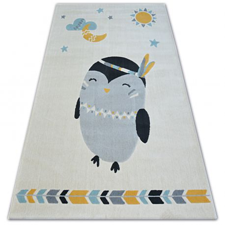Koberec PASTEL 18401/062 - tučňák krém