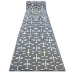Béhoun BCF BASE 3956 CUBE šedá čtverce
