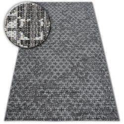 Koberec LOFT 21145 slonová kost/stříbrný/šedá