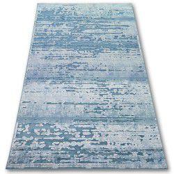 Koberec ACRYLOVY YAZZ 3520 CLOUDS modrá / krém