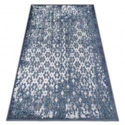 Koberec ACRYLOVY YAZZ 7006 modrý