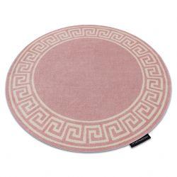 Koberec HAMPTON Grecos kruh růžový