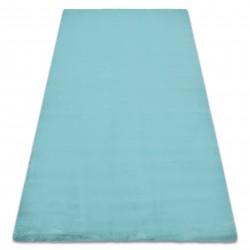 Koberec BUNNY aqua modrý