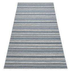 Koberec FORT SISAL 36299053 šedá / modrý