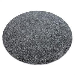 Moderní mycí koberec ILDO 71181070 kruh antracit šedá