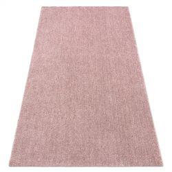 Moderní mycí koberec LATIO 71351022 červenavě růžová