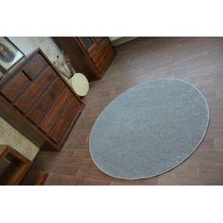Carpet kruh UTOPIA šedá