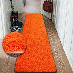 Béhoun SHAGGY 5cm oranžový