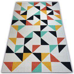 Koberec SCANDI 18214/063 - trojúhelníky