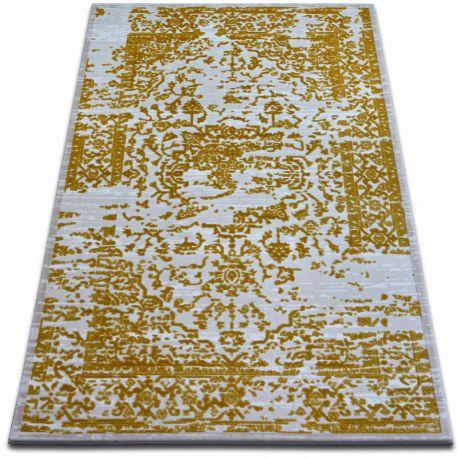 Koberec ACRYLOVY BEYAZIT 1794 C. Ivory/Gold