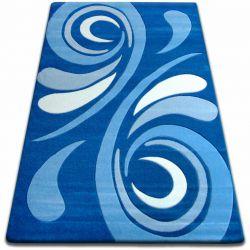 Koberec FOCUS - 8695 modrý