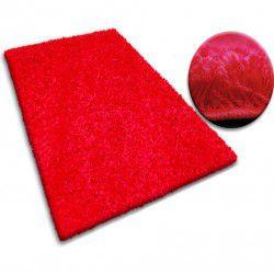 Koberec SHAGGY GALAXY 9000 červená