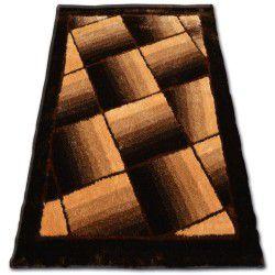 Koberec SHAGGY SOFT - 3D TY132 hnědý
