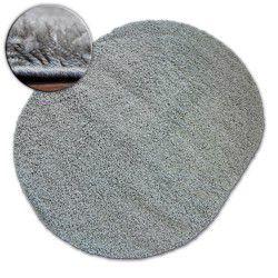 Koberec oválný SHAGGY GALAXY 9000 šedá
