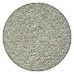 Koberec kruh TRENDY 300 bílý