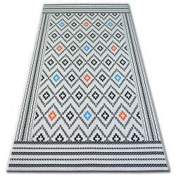 Koberec COLOR 19315/836 Diamant Bílá