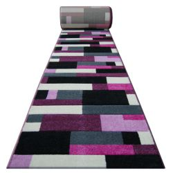 Béhoun HEAT-SET FRYZ PILLY - 8403 černá fialový
