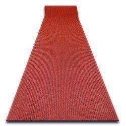 Béhoun - Čistící rohože LIVERPOOL 040 červený