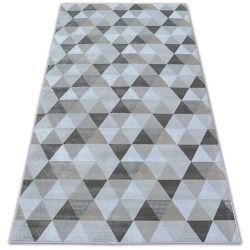 Koberec NOBIS 84166 krém - Trojúhelníky