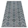 Koberec SIERRA G5015 Rybí kost modrý