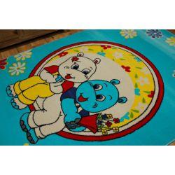 Koberec BABY PRINCE 3262 modrý