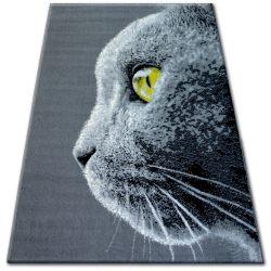 Koberec BCF FLASH 33323/170 - Kočka