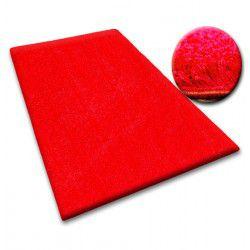 Koberec SHAGGY 5cm červený