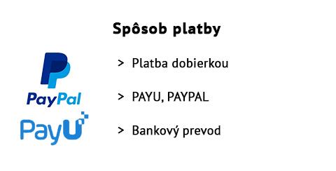Spôsob platby