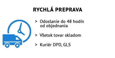 RYCHLÁ PREPRAVA
