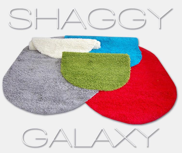 Koberce Shaggy Galaxy